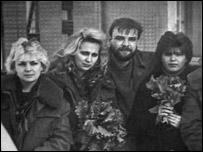 Елена Осадчая с коллегами