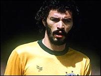 Brazil legend Socrates