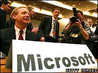 Microsoft legal chief Brad Smith