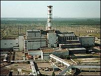 Planta de Chernobyl