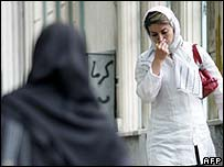 Women in Tehran