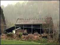 Ynys Gau farm