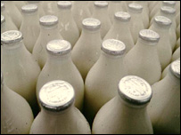 Milk bottles (BBC)