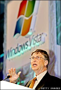 Bill Gates in Vietnam