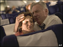 An image from the film United 93