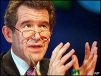 Lord Browne, BP chief executive