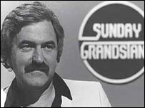 Des Lynam on Grandstand