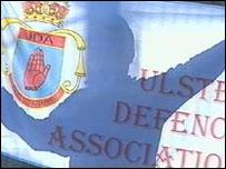 UDA flag
