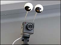 Sweet Dreams Security camera (Pic: Sweet Dreams Security)