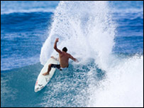 Russell Winter - Picture courtesy of ASP