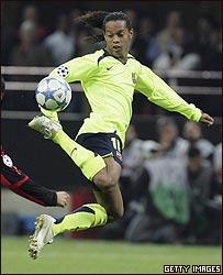 La magia de Ronaldinho sobre la cancha ha dado sus frutos fuera del terreno de juego.