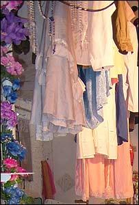 Vestidos de novia ofrecidos a Gilda