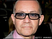 Bernie Taupin, at the opening of Lestat in New York