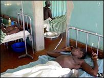 Ebola victim