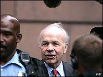 Enron founder Ken Lay