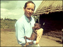 The BBC's Michael Buerk (Image: BBC)