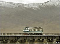 China's railway to Tibet