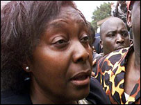 Health Minister Charity Ngilu