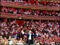 The Last Night of the Proms in 2005
