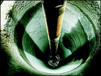 Deep nuclear storage facility (Posiva)
