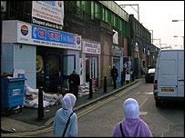 Shadwell street