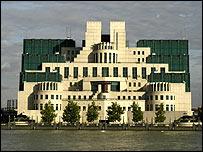 Edificio del MI6