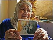 Palestinian refugee in Baghdad