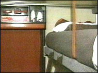 First Great Western overnight sleeper service