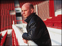 Author Nick Hornby
