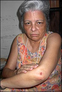 Marta Beatriz Roque, disidente cubana (foto Raquel Pérez)