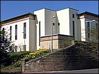 Glencorse Barracks