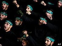 Basij rally
