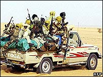 Darfur rebels