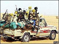 Darfur rebels