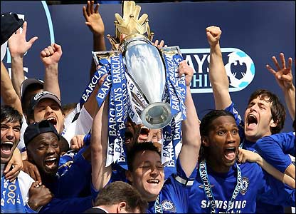 chelsea champions