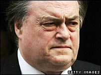 John Prescott is known for his pugnacious style