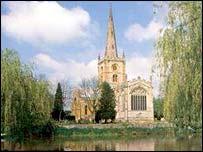 Holy Trinity Church, Stratford-upon-Avon
