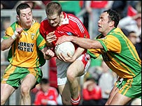 Louth beat Donegal in the Division Two final