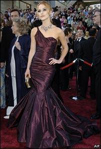 Keira Knightley wearing the dress