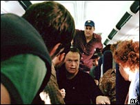 A still from the film United 93