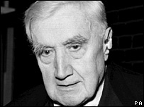 Vaughan Williams, pictured in 1957