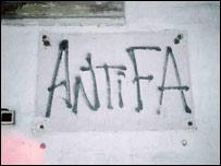 Питерское графитти