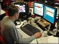 BBC News Interactive journalist
