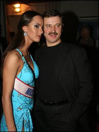 Софья Аржаковская и Сергей Веремеенко