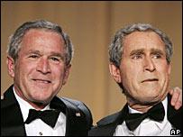 Буш и его двойник