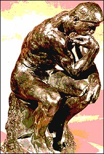 Rodin, The Thinker