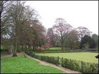 Victoria Park - image courtesy of Salisbury District Council