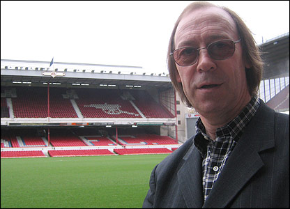 Arsenal legend Charlie George has many memories of Highbury