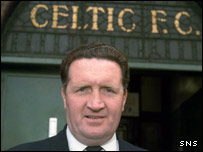 Celtic legend Jock Stein