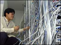 Network wiring, AFP